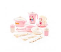 Игрушка POLESIE Набор детской посуды
