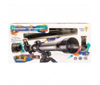 Игрушка детский телескоп «Звездочет» с треногой - Genio Kids (C2105)
