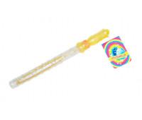 Мыльные пузыри Bubbleland «Мини пузырьмеч» желтый (8135B-1)