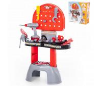 Игровой набор для мальчика Polesie Механик-макси (43221)