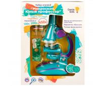 Игровой Набор «Микроскоп со светом Юный профессор» - Genio Kids (C2127)