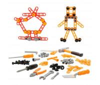 Игровой набор Polesie инструментов №4 72 элемента (47182)