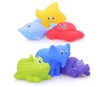 Набор игрушек для ванной FANCY BABY «Веселое купание»