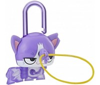 Набор Hasbro Lock Stars Purple Cat Замочки с секретом (E3103_E3169)