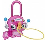 Набор Hasbro Lock Stars Pink Round Robot Замочки с секретом (E3103_E3191)