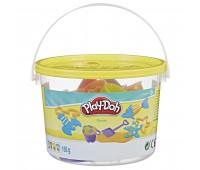 Набор пластилина Play-Doh мини ведерко Морские обитатели (23414_23242)
