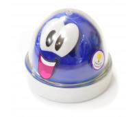 Пластилин Genio Kids-Art для лепки Smart Gum светится в темноте синий (HG03-2)