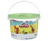 Набор пластилина Play-Doh мини ведерко Сафари (23414_23413)