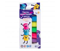 """Набор для детской лепки """"Тесто-пластилин 6 цветов"""