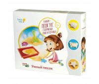 Набор Genio Kids-Art для детского творчества умный песок с песочницей 1 кг (SSN10)