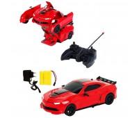 Машина - Трансформер на радиоуправлении, красная - Maya Toys (JT297-2)