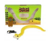 Игрушка на радиоуправлении Змея, желтая - Maya Toys (8904)