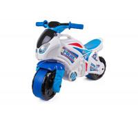 Мотоцикл Technok белый (5125)