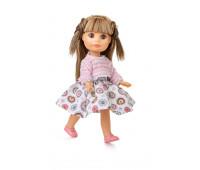 Кукла Люси в розовом свитере, 22 см