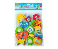 """5002026 Детские аква-пазлы """"Смешные животные"""", 8 игрушек"""