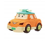 """2039002 Машинка инерционная с вращением на 360 градусов NUKIED """"Такси, Фитч"""""""