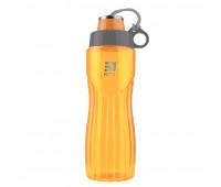 Бутылочка для воды Kite K20-396-01, 800 мл, оранжевая
