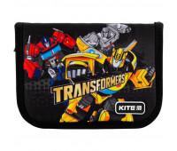 Пенал с наполнением Kite Education Transformers TF20-622H-1, 1 отделение, 2 отворота