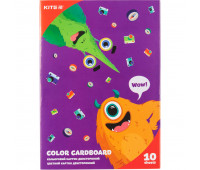 Бумага цветная двусторонняя Kite Jolliers K20-289