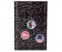 K19-199-8 Книга записна Kite Be Sound K19-199-8 твердая обложка А6, 80 листов, клетка. Kite