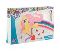 LP19-064 Краски пальчиковые Kite My Little Pony LP19-064, 6 цветов. Kite
