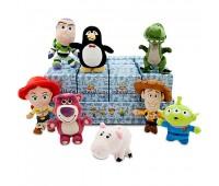 Коллекционные плюшевые фигуры Toy Story