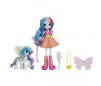 """My little pony / Май Литл Пони. Девочки Эквестерии. Набор """"Кукла-пони с подружкой пони"""". A3996"""