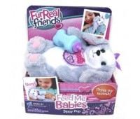 Hasbro. FurReal Friends. Фур Риал. Новорожденные зверюшки, в ассорт. (обновленная версия). A1647