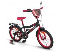 SW1801. Велосипед 2-х колесный 18 &039;Star Wars с колокольчиком, зеркалом. Країна Іграшок