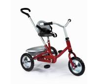 454011. Детский металлический велосипед с багажником. Smoby