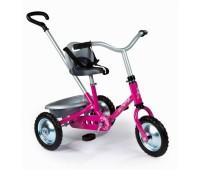 454012. Детский металлический велосипед с багажником. Smoby