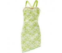 CFX65-6. Салатовое платье для Барби, серии Модное платье, Barbie. Mattel