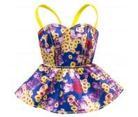 CFX73-5. Одежда для Барби Стильные комбинации. Mattel