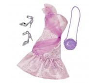 CFX92-10. Коктейльное платье и аксессуары, Barbie. Mattel
