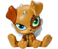 DJB94-3. Монстро-любимец - виниловая фигурка, собачка Френки Штейн. Monster High. Mattel