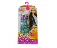 CFX65-4. Пестрое платье для Барби, серии Модное платье. Mattel