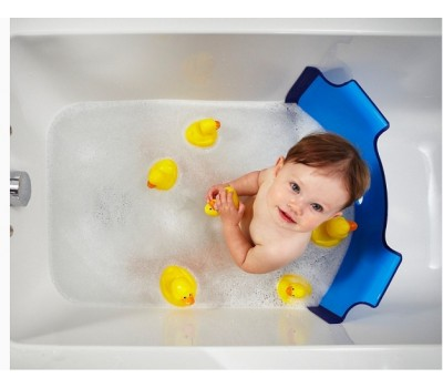 BD0001. Барьер / перегородка для ванны. BabyDam