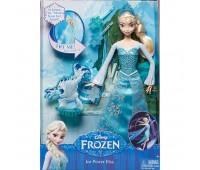 CGH15. Кукла Дисней Эльза Магия льда из мультфильма Ледяное сердце. Disney Princess