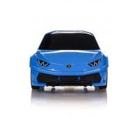 91002W-BLUE Чемодан машинка RIDAZ Lamborghini Huracan Blue