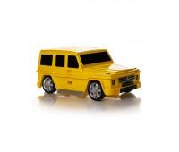 91009W-YELLOW Чемодан машинка RIDAZ Mercedes-Benz G-Class