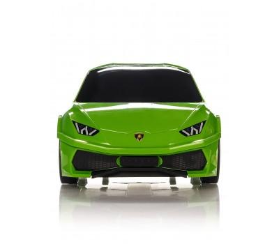 91002W-GREEN Чемодан машинка RIDAZ Lamborghini Huracan Green