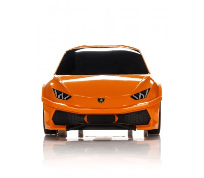 91002W-ORANGE Чемодан машинка RIDAZ Lamborghini Huracan Orange