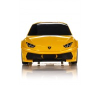 91002W-YELLOW Чемодан машинка RIDAZ Lamborghini Huracan Yellow