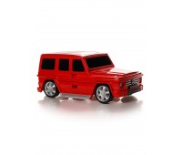 91009W-RED Чемодан машинка RIDAZ Mercedes-Benz G-Class Red