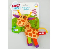 "VIBR0. Игрушка развивающая ""Вибрирующий жирафик"". Fancy Baby. Dream Makers"