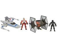 B3701. Разборные транспортные средства вселенной. Star Wars. Hasbro