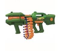 BuzzBeeToys. Помповое оружие Belt Blaster зеленый. 42853-3