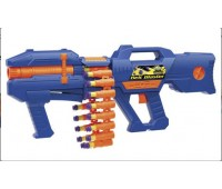 BuzzBeeToys. Помповое оружие Belt Blaster синий. 42853-1
