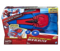 A7407. Бластер - перчатка Человека-Паука. Spider man. Hasbro