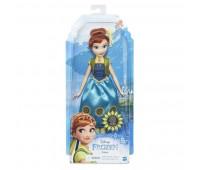 B5164_B5166. Модная кукла Холодное Сердце Анна. Disney Princess. Hasbro